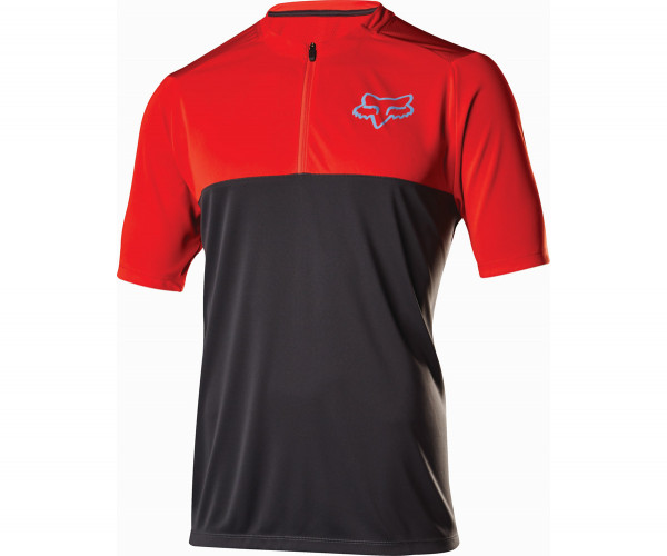 Altitude Jersey -Red Black