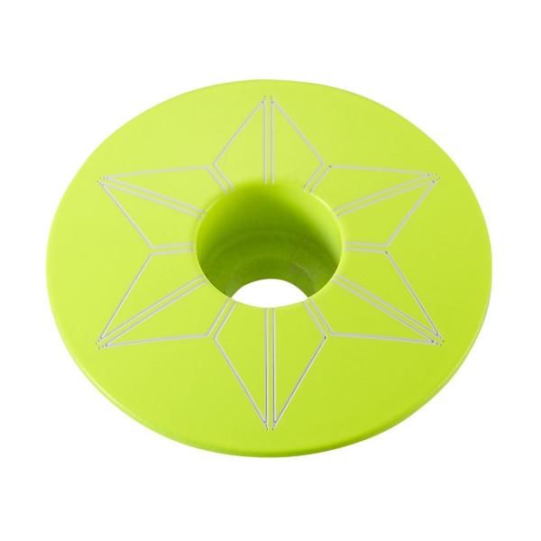 Star Cap Aheadkappe - Neon Gelb