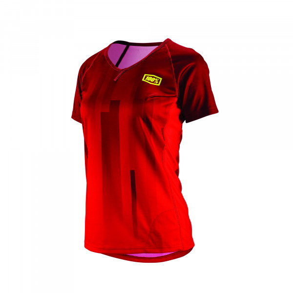 Airmatic Enduro/Trail Jersey - Women - Red