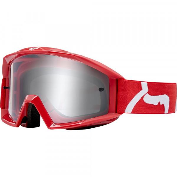 Main Race Goggle - Rot