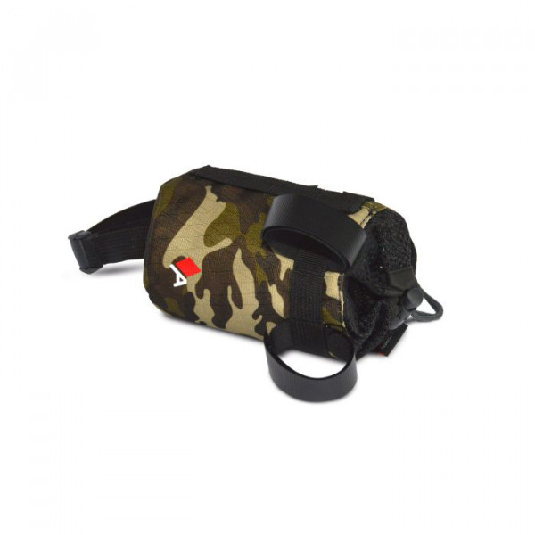Bike Bottle Bag Holster - camo