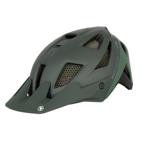 MT500 Fahrradhelm mit Koroyd - Grün