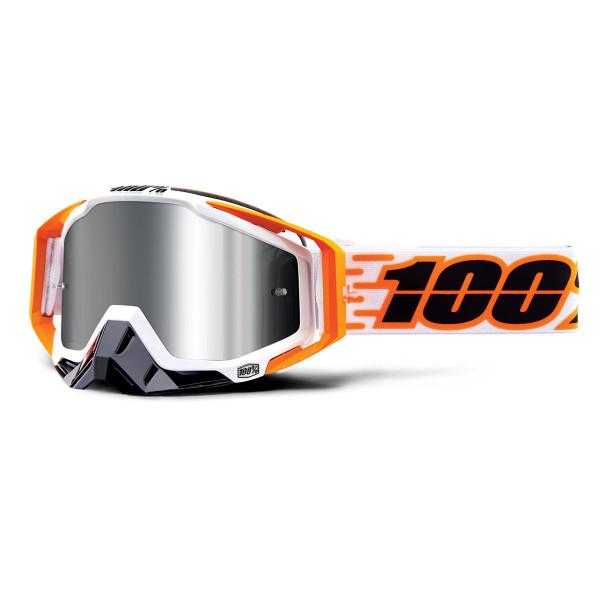 Racecraft Plus Goggle injected mirror lens - Illumina