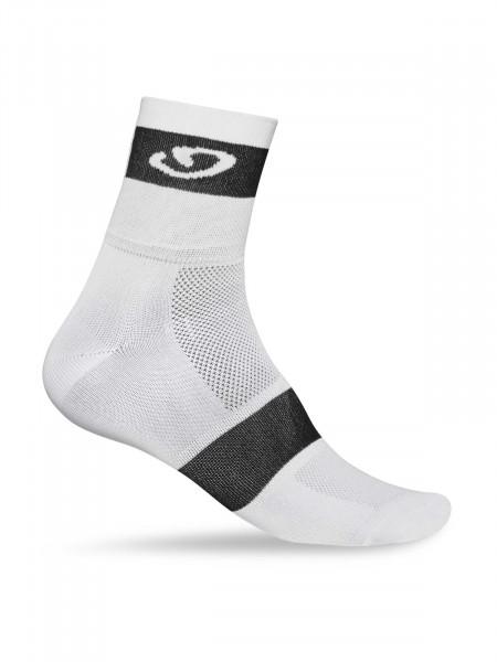 Comp Racer Socken 3er Pack - white black
