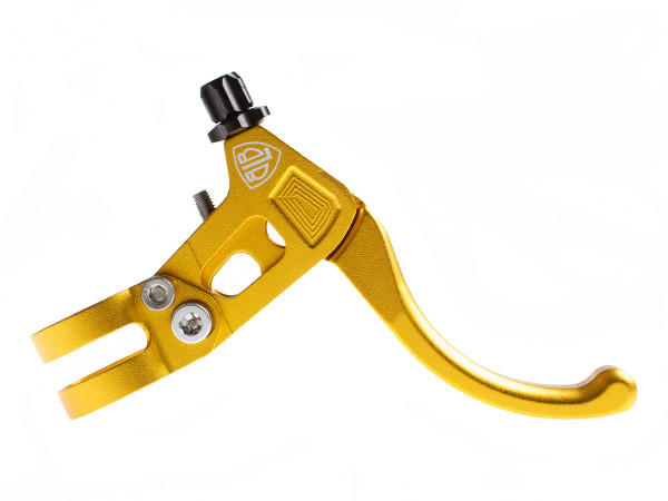CNC Brake Levers Bremshebel - gold