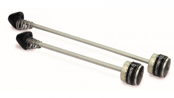 WheelBoltz Schnellspannachsen - Diebstahlschutz