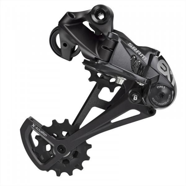 EX1 Type 3.0 Schaltwerk - 8-fach - schwarz