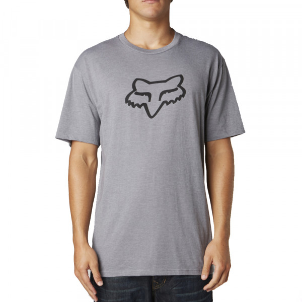 Legacy Foxhead T-Shirt Heather Graphite