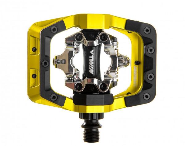 V-Twin MTB Pedal - lime
