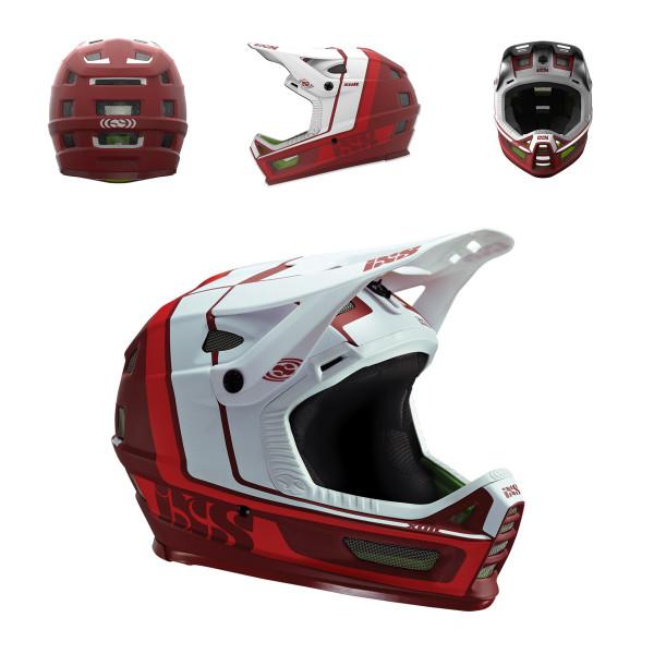 XULT Enduro/DH Helm - rot