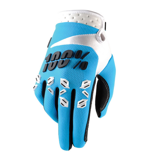 Airmatic Handschuh - Blue