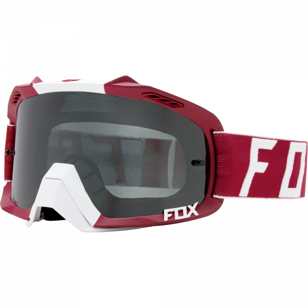Air Defence Presst Goggle -  Dark Red