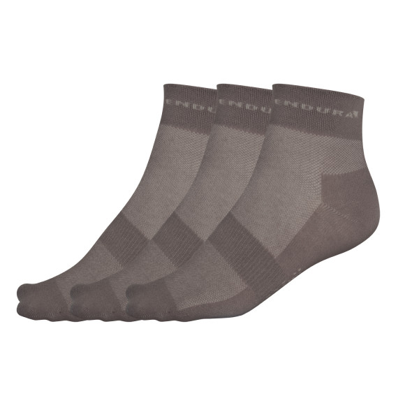CoolMax® Socken (Triple Pack) grey