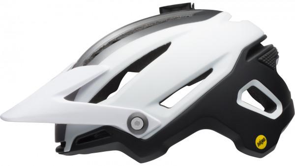 Sixer Mips Helm - matte white/black