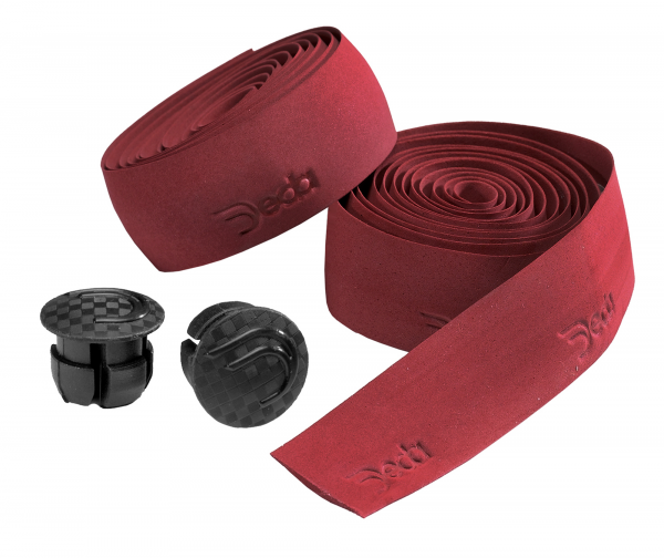 Ribbon Lenkerband - chianti red