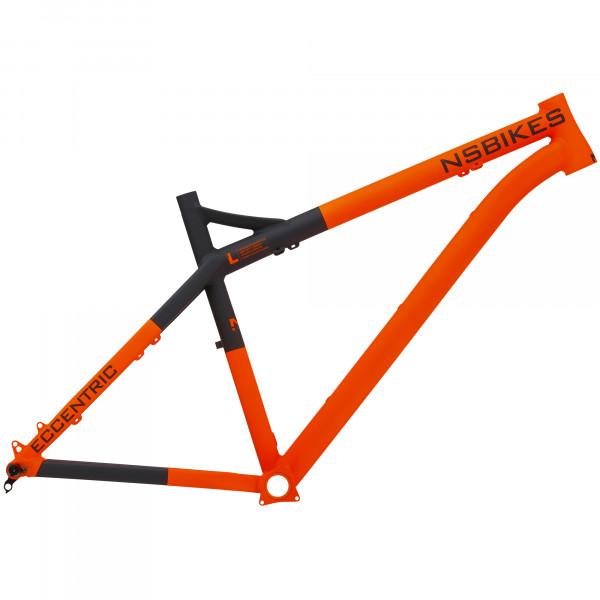 Eccentric Alu Rahmen 27,5 Zoll - Fluo Orange