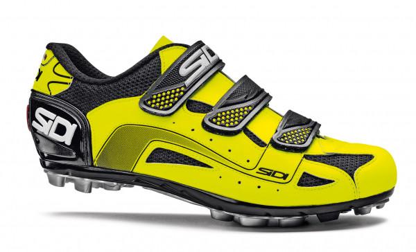 Duran MTB Schuhe - schwarz/gelb
