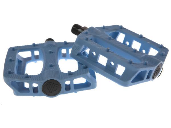 T-Rex Plattform Kunststoff Pedale - blau