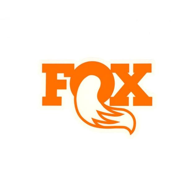 Original Logo Promo Decal - 8 cm - Orange