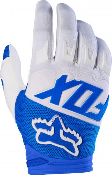 Dirtpaw Race Handschuh - Blue
