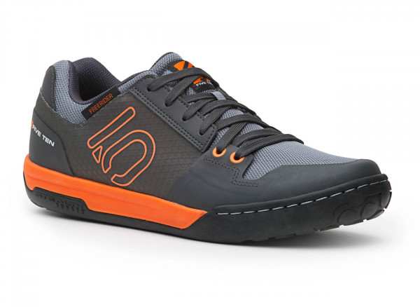 Freerider Contact Bike Schuh Dark Grey/Orange