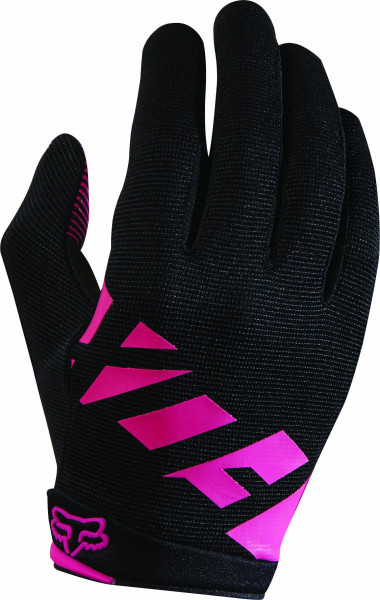 Womens Ripley Handschuhe - Black/Pink