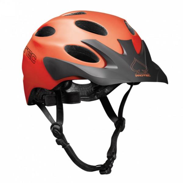 Cyphon SL All Mountain Helmet - Blood Orange