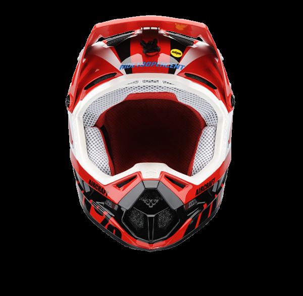 Aircraft Mips Fullface Helm - Blazer