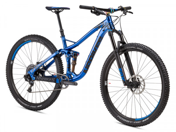 "Snabb 130 Plus 2 29""/650B Trail Advanced Mountainbike - 2017"