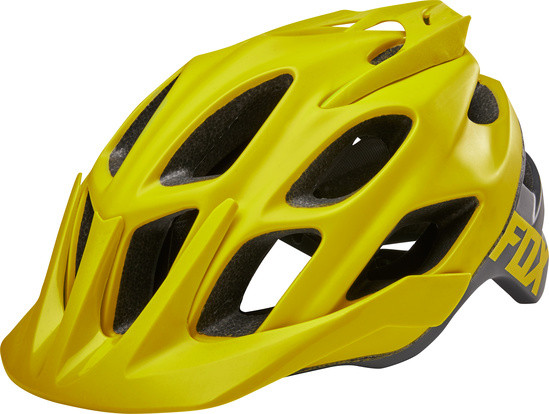 Flux Helm - Creo Dark Yellow