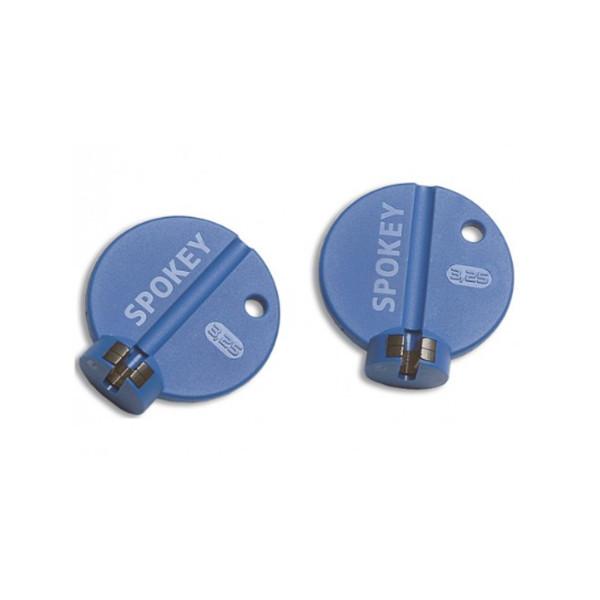 Spokey Professional Nippelspanner - 3,25 mm - Blau
