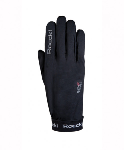 Raron Überzieh-Handschuh - schwarz