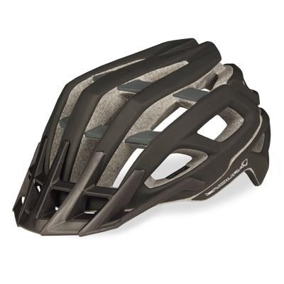 Singletrack Helm - Schwarz