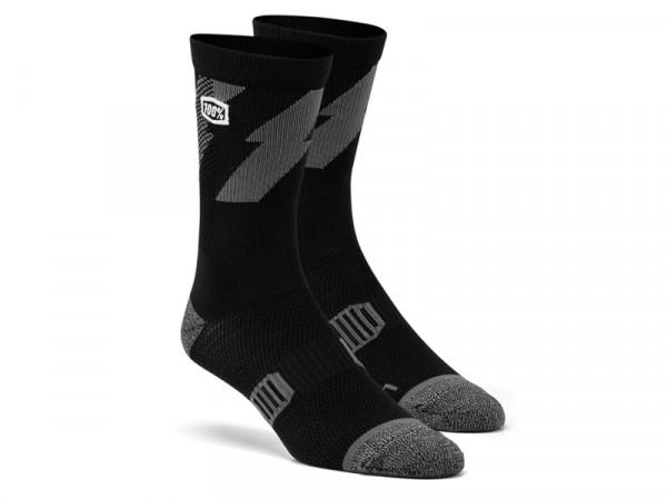 Bolt Performance Socken - schwarz