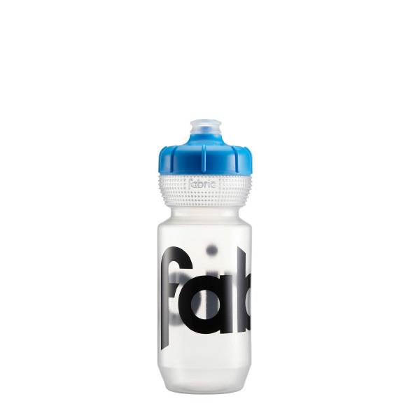 Gripper Trinkflasche - 600 ml - Klar/Blau