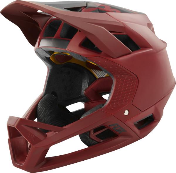 Proframe Helm - Cardinal Rot
