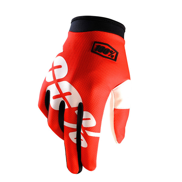 iTrack Handschuh - Fire Red