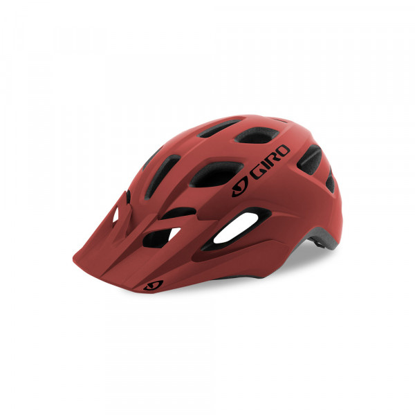 Tremor Helm - matte dark red