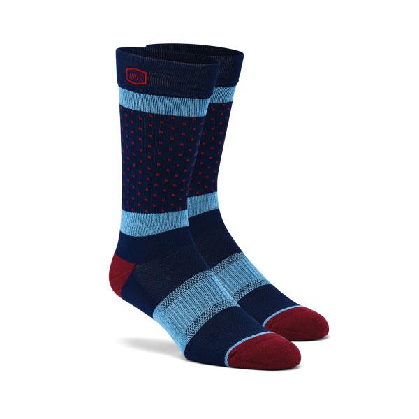 Opposition Socken - Blau