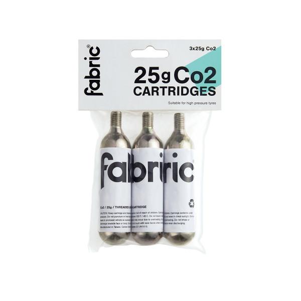 CO2 Kartuschen 25g - 3 Stück