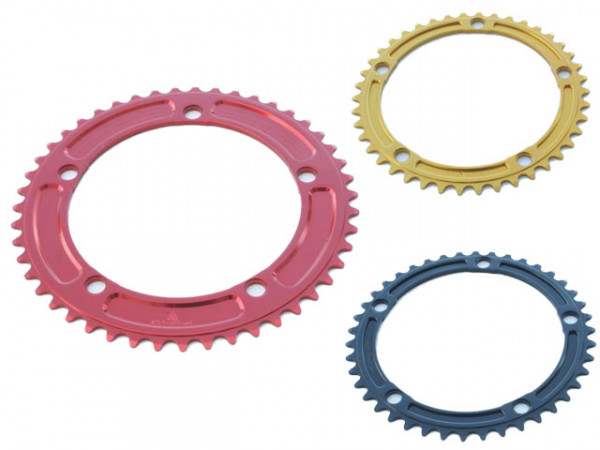 Tibia Track chainrings Kettenblätter