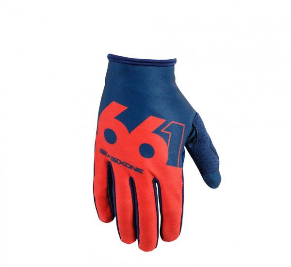 Comp Slice Handschuh - navy/red