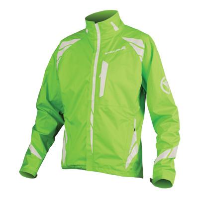 Luminite II Jacke - Neongrün