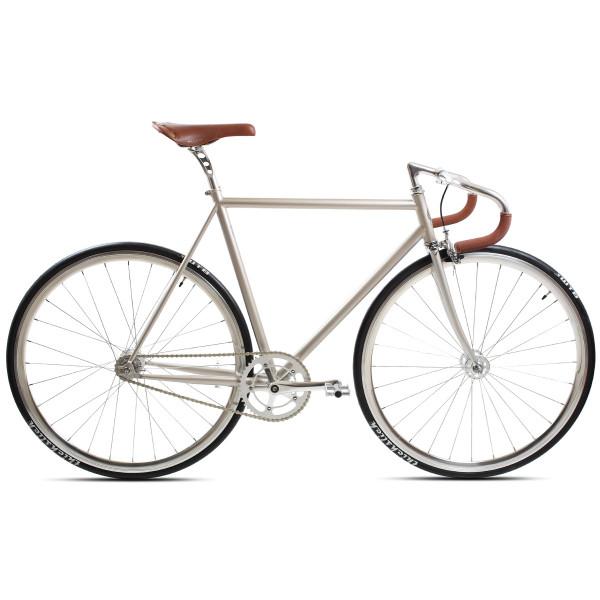 City Classic Singlespeed/Fixed Bike - champagne