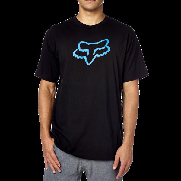 Legacy Foxhead T-Shirt - Black/Blue