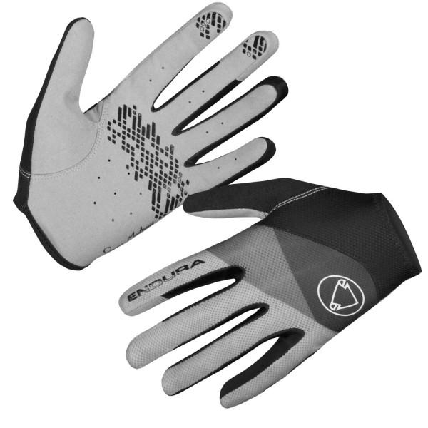 Damen Hummvee Lite Handschuh - schwarz