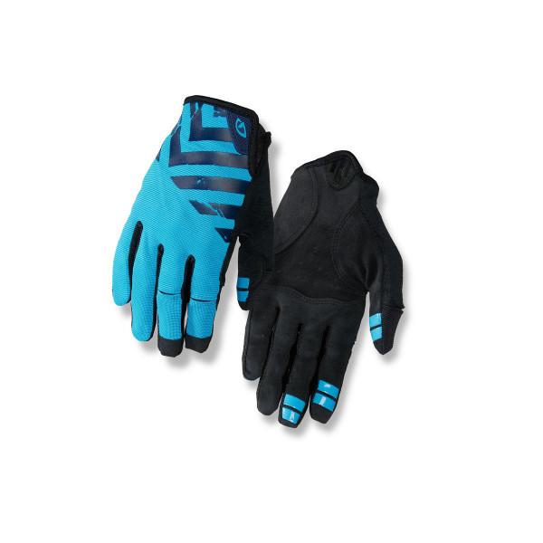 DND Handschuhe - midnight/blue - jewel/black