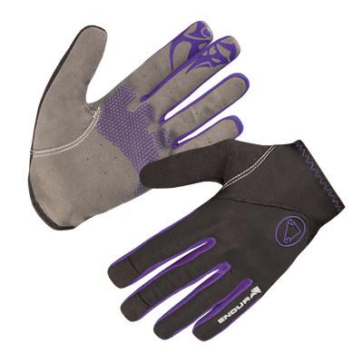 Wms Singletrack Lite Handschuh - Schwarz