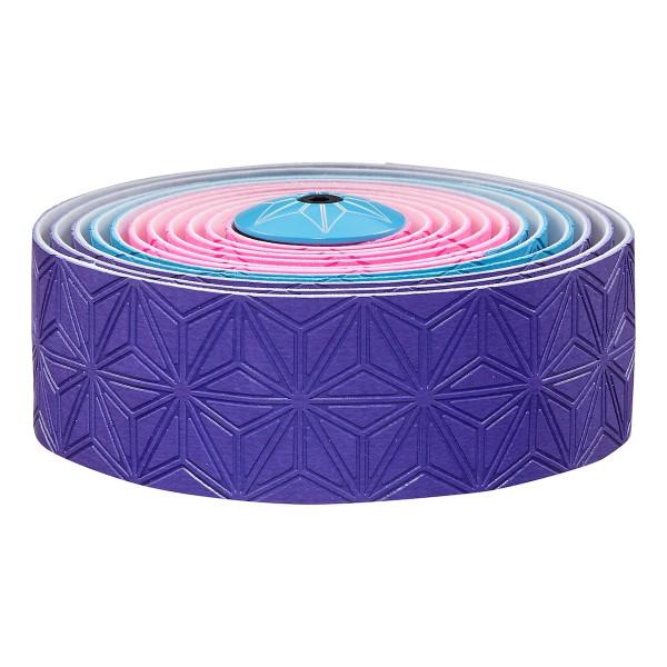 Super Sticky Kush Lenkerband - Neon Pink/Neon Blau/Neon Lila