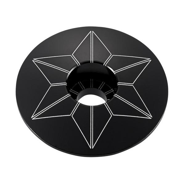 Star Cap Aheadkappe - Schwarz